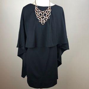 NWT Lulus Black mini dress
